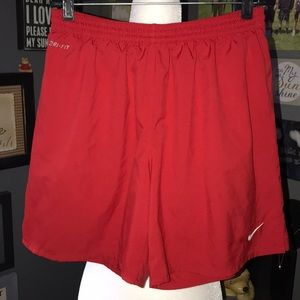 Nike Dri-Fit Shorts,
